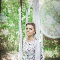 Весенний зефир... :: Мария Дергунова