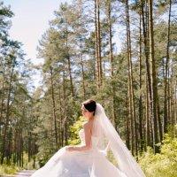 белое платье :: Янина Гвоздева