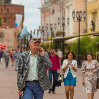 Городская мода :: Saloed Sidorov-Kassil