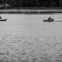 На озере :: Константин Филоненко