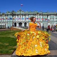 Цветочное платье :: Наталья Левина