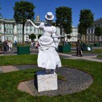 Живая скульптура :: Наталья Левина