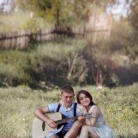 Деревенская история о любви :: Олеся Гордей