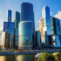 Москва-Сити :: Андрей Воробьев