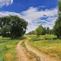 Дороги....дороги... :: Валера39 Василевский.