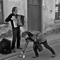 Слепой музыкант :: СэрЖ По