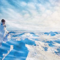 Снежные владения :: Елена Оберник