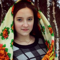 Зимнее фото :: Ангелина Рейх