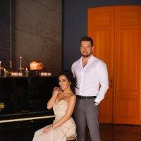 Юля и Дима :: Лина Ванил