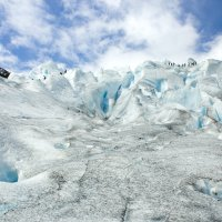 Ледник Нигардсбреен. Норвегия :: Ольга