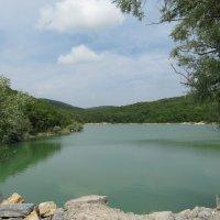 Горное озеро Сукко :: Вера Щукина