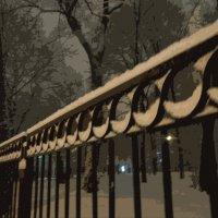 снегопад :: Ольга Заметалова