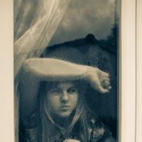 Лиза в раздумьях о жизни........ :: Елена Мартынова