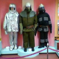 В музее у пожарников :: Миша Любчик