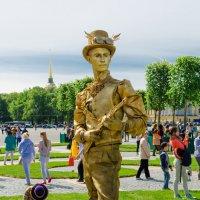 мужик в золоте :: Роман