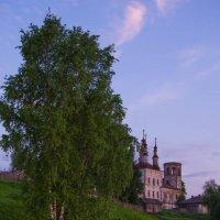 вечер в деревне :: Андрей Нестеренко
