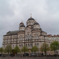 Иоанновский монастырь на  Карповке. :: Серж Поветкин