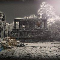 Ангкорват,Камбоджа :: Евгений Подложнюк