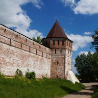Борисоглебский монастырь :: kolyeretka