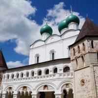 Надвратная Сергиевская церковь.. :: kolyeretka