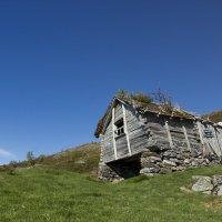 Дом в горах :: Ольга