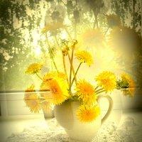 чай из одуванчиков :: Vorona.L