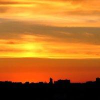 **Нарисую город.. нарисую небо. :: Марина Волкова