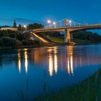Смоленск. Мост через Днепр. :: Олег Козлов