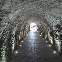 Свет в конце туннеля :: Ольга