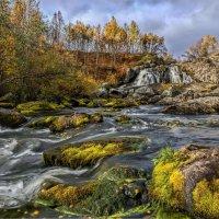 Река Лавна. :: Владимир Плотников
