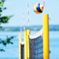 Ну что, без драки : волейбол так волейбол. :: Павел Сущёнок