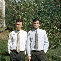 Студенты 1991 год :: Евгений Золотаев