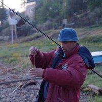 Не понял,а где рыба?! :: Григорий Антонов