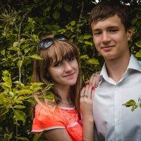 Влюбленная пара :: Александра Akupiyan