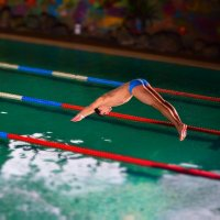 Прыжок :: Ирина Телегина