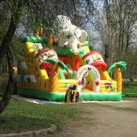 Детские забавы.... :: Валентина Жукова