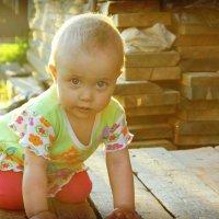 Малышка :: Ирина Трифонова
