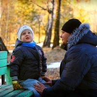 Отцы и дети :: Ирина Трифонова