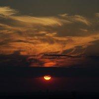 Солнце садилось за город :: Miro Forja