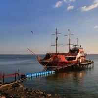 Пиратский кораблик :: Нилла Шарафан