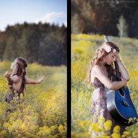 Наедине с музыкой :: Олеся Гордей