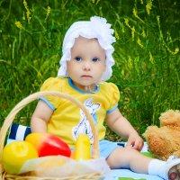 Детские фотосессии :: Юлия Каменская