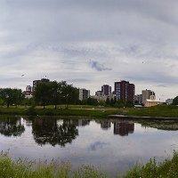 """""""Малиновка"""" парк на Ржевке-Пороховые :: сергей адольфович"""
