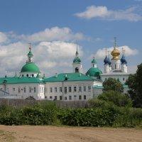 Монастырь :: Олег Гудков