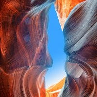 Antelope Canyon :: Lucky Photographer