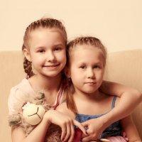 Дочки :: Яна Васильева