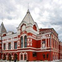 Городской Театр (1888 г., арх. Чичагов М.Н.), Театральная площадь, Самара :: Денис Кораблёв