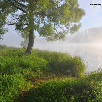 Утро в Тульской области :: Кирилл Ч