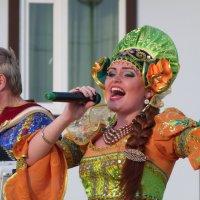 на празднике :: Инга Егорцева