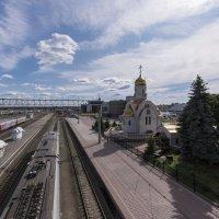 Привокзальная церковь :: Александр Ширяев